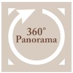 Rundgang Claudia´s Haarstudio - 360° Panorama