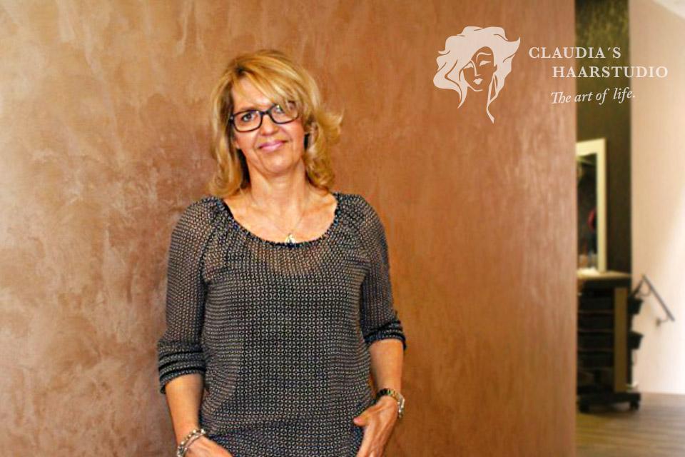 Claudia Wahl - Geschäftsinhaber & Haarstylistin Claudias Haarstudio