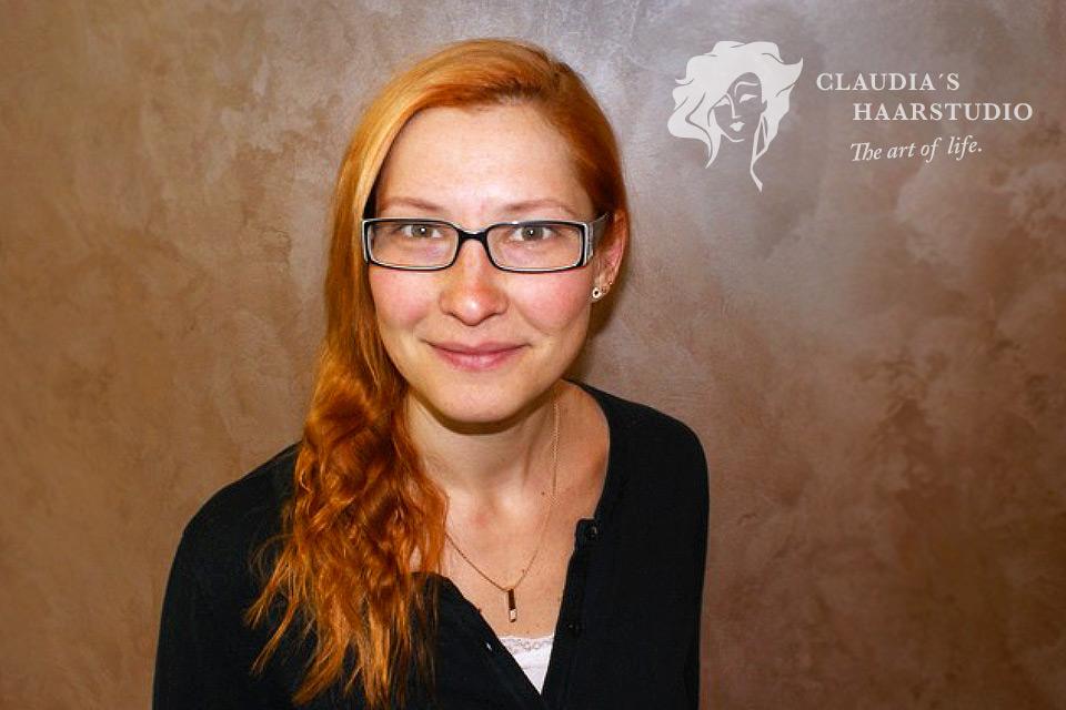 Daniela Mucha-Czernotzky - Haarstylistin Claudia´s Haarstudio
