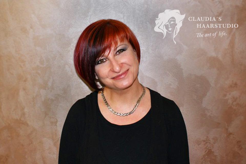 Daniela Schramm - Haarstylistin Claudias Haarstudio