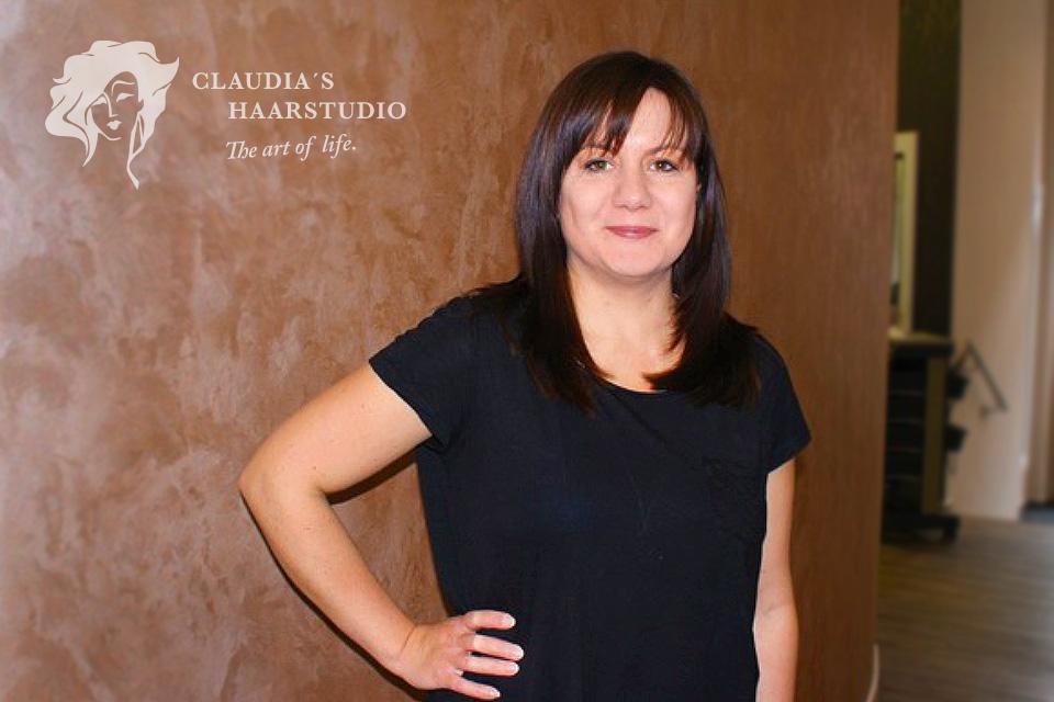 Katrin Poremba - Haarstylistin Claudia´s Haarstudio