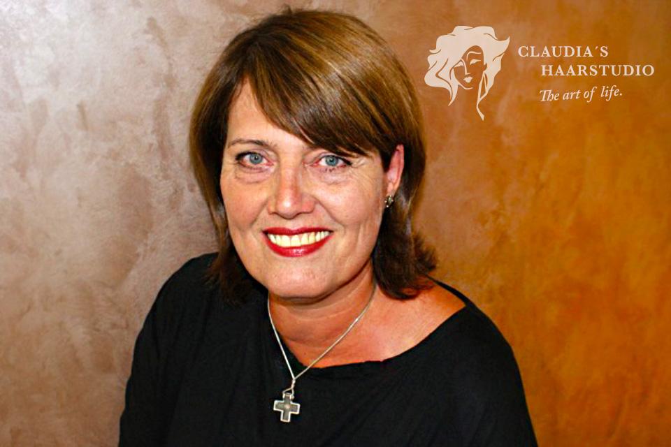 Simone Vogt - Haarstylistin Claudias Haarstudio