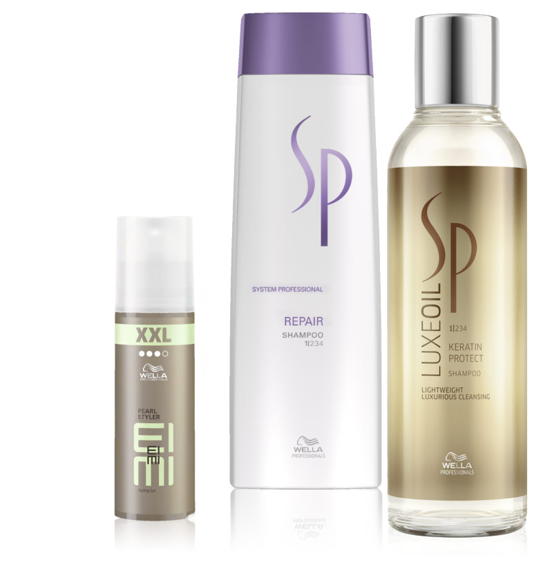 WELLA SYSTEM PROFESSIONAL - Men - Shampoo - Oil - © WELLA