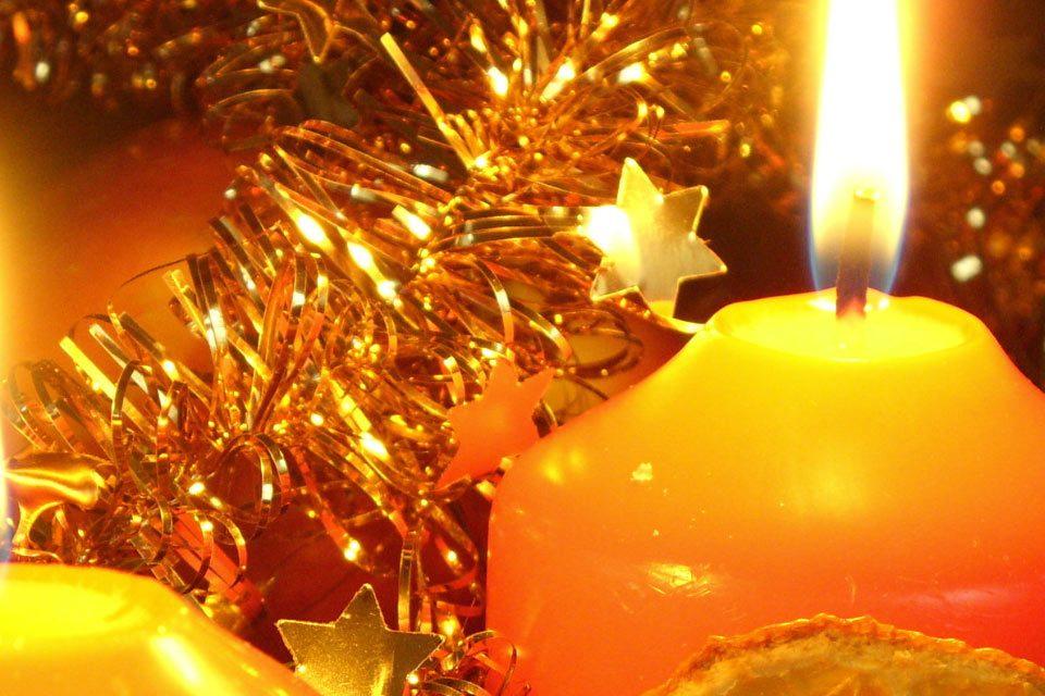 Frohe Weihnachten - Friseursalon Claudia Wahl