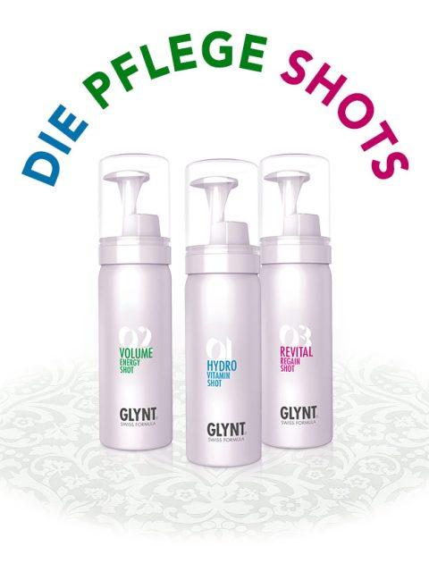 GLYNT - Die Pflege Shots Pflegeschaum